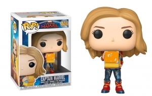 POP Marvel: Captain Marvel - Captain Marvel w/Lunch Box