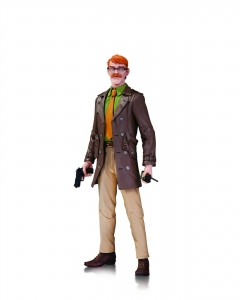 DC Comics Designer Action Figure Greg Capullo - Commisioner Gordon