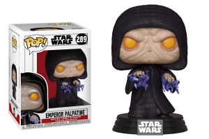 Funko Pop! Star Wars: Return of The Jedi - Emperor Palpatine