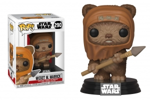 Funko Pop! Star Wars: Return of The Jedi - Wicket W. Warrick