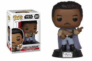 Funko Pop! Star Wars: Return of The Jedi - Lando Calrissian
