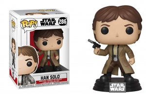 Funko Pop! Star Wars: Return of The Jedi - Han Solo
