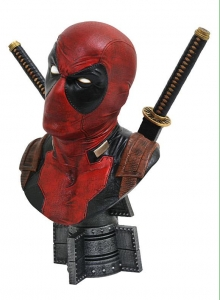 Marvel: Legendary Comics Deadpool 1:2 Scale Bust