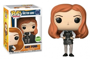 Funko Pop! Television Doctor Who Amy Pond Spring Convention 2018 exclusive