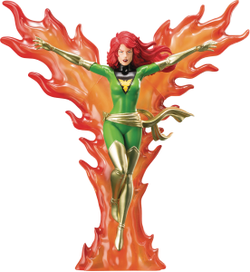 X-MEN '92 SERIES PHOENIX ARTFX+ STATUE