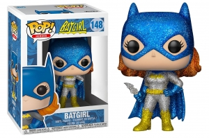 POP! DC HEROES - BATGIRl glittering exclusive