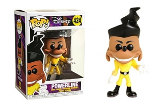 Pop! Disney Goofy Movie Powerline exclusive