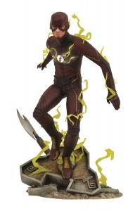 DC TV Gallery Flash PVC Statue