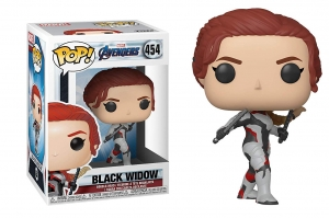 POP Marvel: Avengers Endgame - Black Widow