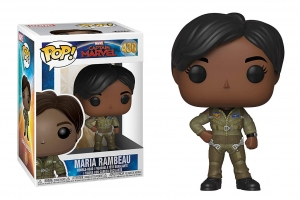 POP Marvel: Captain Marvel - Maria Rambeau