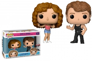 POP Movies: Dirty Dancing 2PK -Johnny & Baby 2 pack exclusive