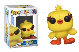 Funko Pop! Disney: Toy Story 4 -Ducky