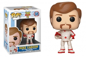Funko Pop! Disney: Toy Story 4 -Duke Caboom