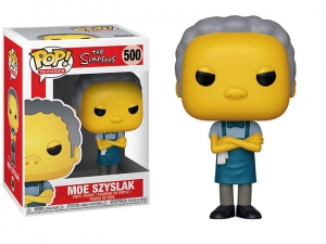 Pop! Animation: The Simpsons - Moe Szyslak