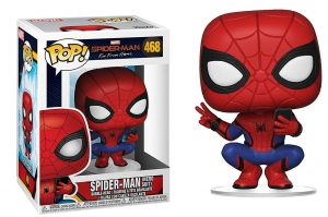 Pop! Movies: Spider-Man: Far From Home - Spider-man hero suit
