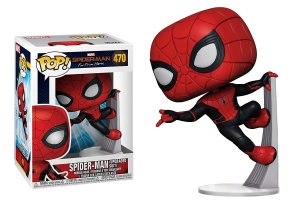 Pop! Movies: Spider-Man: Far From Home - Spider-man upgraded suit