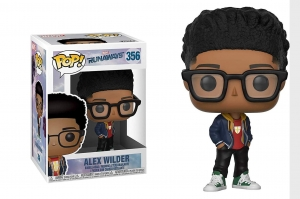 Funko Pop Marvel: Runaways - Alex Wilder