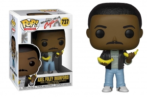Funko Pop! Movies: Beverly Hills Cop - Axel (Mumford)