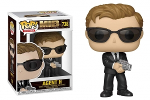 Funko Pop Movies: Men in Black International - Agent H