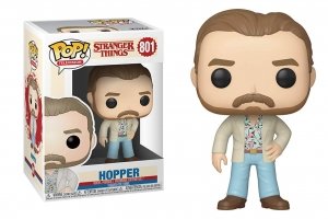 Funko Pop! Television: Stanger Things - Hopper (Date Night)