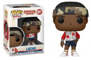 Funko Pop! Television: Stanger Things - Lucas