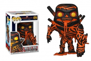 Pop! Movies: Spider-Man: Far From Home - Molten Man