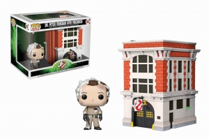 POP Town: Ghostbusters - Peter  Venkman w/House