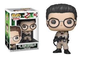 POP Movies: Ghost Busters- Egon Spengler