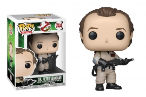 POP Movies: Ghost Busters- Peter Venkman