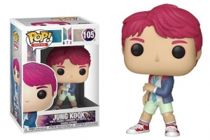 Funko Pop! Rocks: BTS - Jung Kook
