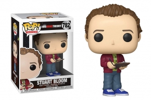 Funko Pop! TV: Big Bang Theory -Stuart