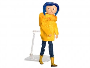 Coraline: Coraline in Raincoat - 7 inch Action Figure