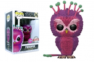Pop! Movies: Fantastic Beasts and Where to Find Them - Fwooper  flocked exclusive