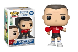 POP Movies: Forrest Gump- Forrest (Ping Pong Outfit)