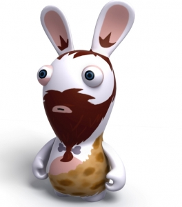 Raving Rabbids Travel in Time: Caveman
