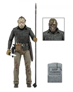 "Friday the 13th – 7"" Scale Action Figure – Ultimate Part 6 Jason Lives"