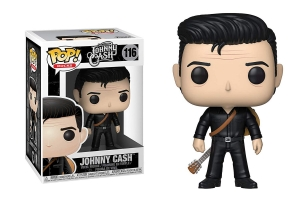 Funko Pop! Rocks: Johnny Cash - Johnny Cash man in black