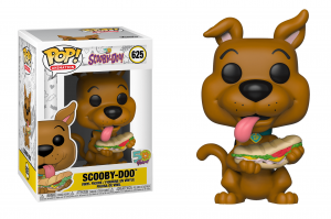Pop! Animation: Scooby-Doo - Scooby with sandwich