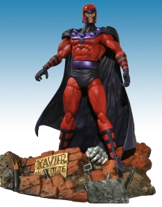 Marvel Select: Magneto Action Figure