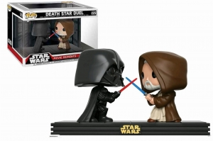 Funko POP! Star Wars: Movie Moments - Death Star Duel Duel