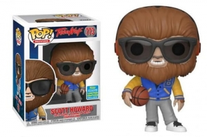 Teen Wolf - Scott Howard Summer Convention 2019 Exclusive Pop! Vinyl Figure