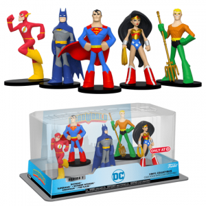 HeroWorld: Justice League - 5-Pack