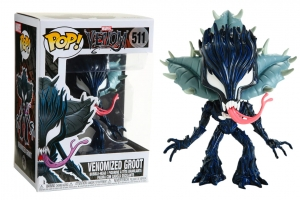Funko POP! Marvel: Venom - Groot venomized