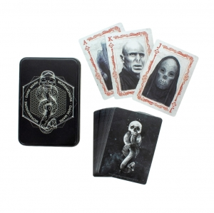Harry Potter: Dark Arts Playing Cards Version 2