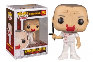 Funko Pop! The Silence of the Lambs Hannibal Lecter (Bloody)