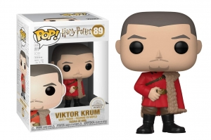 Funko Pop! Movies: Harry Potter - Victor Krum (Yule)