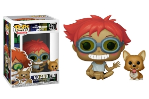 Pop! Animation: Cowboy Bebop POP & Buddy -Edward & Ein