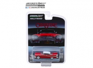 Christine: 1958 Plymouth Fury Red 1:64