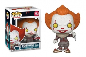 POP Movies: IT: Chapter 2- Pennywise with blade