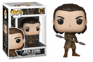 POP TV: GoT - Arya w/Two Headed Spear